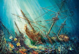 Puzzle Castorland 1000 Ocean Treasure