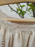 Rochie din in gen ie populara