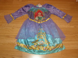 costum carnaval serbare ariel pentru copii de 1-2 ani 18 luni