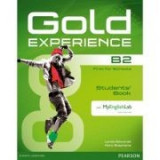 Gold Experience B2 Students' Book with DVD-ROM and MyEnglishLab - Lynda Edwards