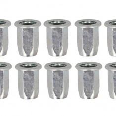 Set 10 clipsuri montaj piese caroserie PEUGEOT 205, 205 I, 205 II, 309 I, 309 II 1983-1998