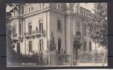 Carte Postala Bucuresti - cladire sub stapanire germana in Primul Razboi Mondial