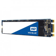 Solid State Drive (SSD) WD Blue 3D, 250GB, SATA III, M.2, WDS250G2B0B plus mouse pad cadou