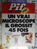 Revista Pif Gadget nr 240