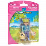 Figurina Fermiera - Friends, Playmobil