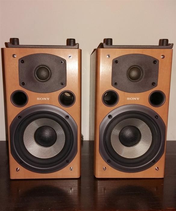 Boxe HI-FI Sony SS-CSE1