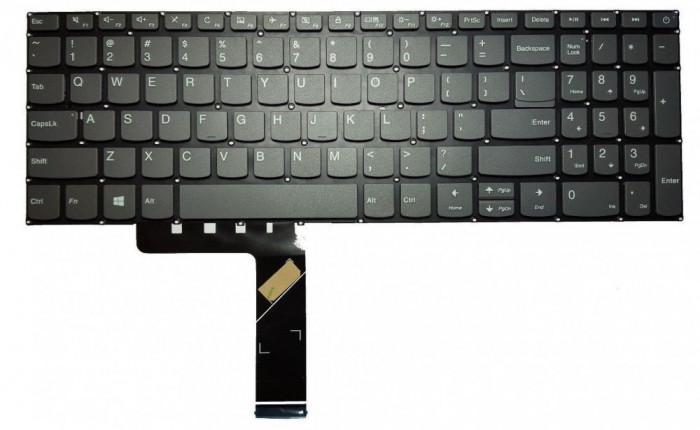 Tastatura laptop Lenovo IdeaPad 330-15ARR us silver v2