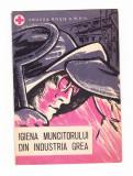 Pliant Crucea rosie a RPR - Igiena muncitorului din industria grea