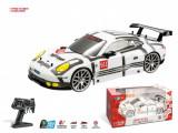 Masina Mondo cu Telecomanda Porsche 1:10,  30 km/h, Electrice, Plastic
