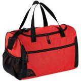 Geanta de umar, Everestus, RH, 600D poliester, rosu, saculet de calatorie si eticheta bagaj incluse
