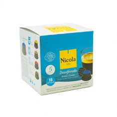 Capsule Nicola Cafes Decof Aroma compatibile Dolce Gusto 16 capsule