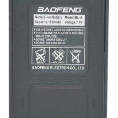 Acumulator 1800mAh 7 4 v pentru statie radio Baofeng UV 5R