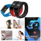 Bratara pentru Fitness si Monitorizare Fizica Smart Bracelet