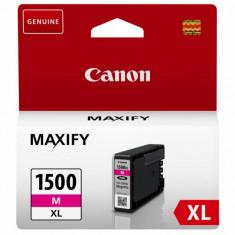Cartus cerneala Canon PGI1500XLM, magenta