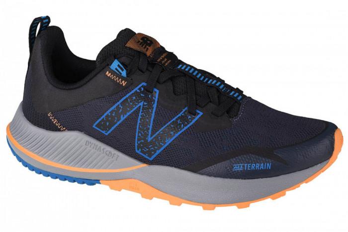 Pantofi de alergat New Balance Nitrel V4 MTNTRCS4 gri
