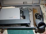 Proiector vintage dia Prado Universal /2 obiective 200mm + 90mm /cutie
