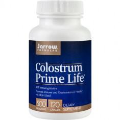 Colostrum Prime Life 500mg, 120cps, Jarrow Formulas