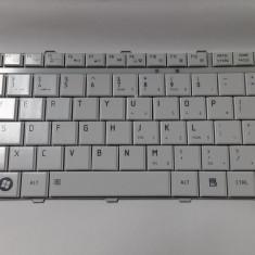 Tastatura laptop noua TOSHIBA U400 WHITE US