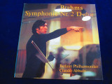 J.Brahms, C.Abbado - Symphonie no. 2 D -dur _ LP, vinyl _ExLibris (1971,Elvetia)