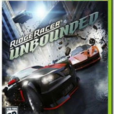 Ridge Racer Unbounded Xbox360
