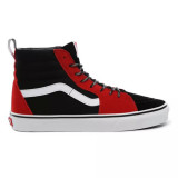 Cumpara ieftin Shoes Vans SK8-Hi Otw Webbing Red/Black/True white