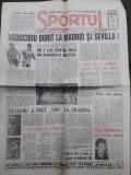 Ziarul Sportul romanesc nr 829 din 9 iunie 1994