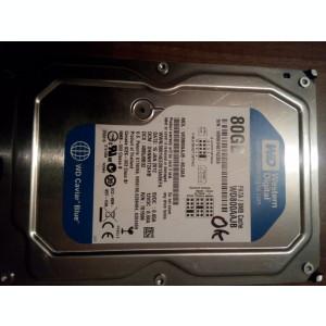 HDD  80GB, IDE diverse modele