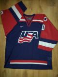Bluza Nike hockey Naționala USA mărimea 3XL
