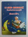 O LUME MINUNATA ( LECTURI DE VACANTA ) , CLASA A IV-A , CULESE DE ADINA GRIGORE , 2019