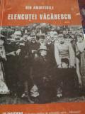 DIN AMINTIRILE ELENCUTEI VACARESCU, PAIDEIA 2000,148PAG