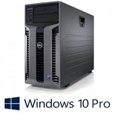 Workstation Refurbished Dell PowerEdge T610, 2xHexa Core Xeon E5649, 2 x 600GB SAS, Win 10 Pro foto