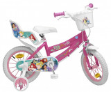 Bicicleta copii Disney Princess 16 inch, Toimsa