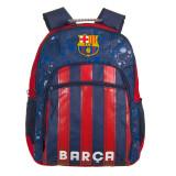 Ghiozdan baieti FC Barcelona, 34 x 11 x 44 cm, curele reglabile