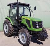 Tractor nou 75CP,4x4 cu cabina AC