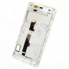 Lcd, allview p9 life + touch, white/gold