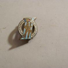 """CY - Insigna Romania """"Spartachiada Tineretului 1958"""""""