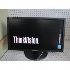 Monitor Led - Lenovo ThinkVision LT2223p 21.5-inch, rezolutie 1920 X 1080, VGA, HDMI1.4, Display Port