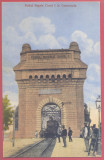 2738. Podul Regele Carol I la Cernavoda, nescrisa