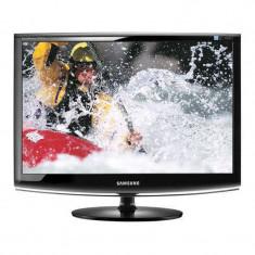 "Monitor LCD Samsung 2233BW 22"", Grad A, 1680 x 1050, 5ms, VGA, DVI, Cabluri..."