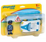 Playmobil 1.2.3, Masina de politie