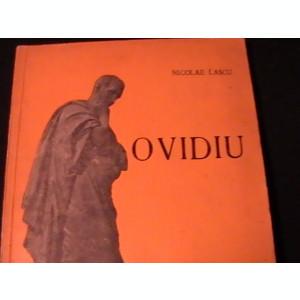 OVIDIU- NICOLAE LASCU-POETUL EXILAT LA TOMIS--113 PG-