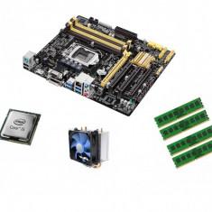 KIT Placa de baza (SHD) Asus H87M-P + Intel® Core i5-4590S + 16GB DDR3 1600Mhz