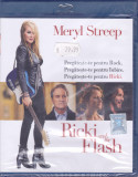 Film Blu Ray: Ricky and the Flash ( Meryl Streep, SIGILAT , sub. lb. romana )