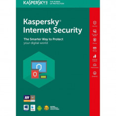 Antivirus Kaspersky Internet Security Multi Device, 3 Dispozitive, 1 An, Licenta de reinnoire, Retail