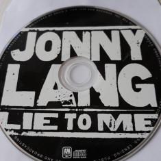 JONNY LANG - LIE TO ME - CD