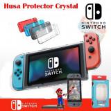 Protector Ultra Slim Transparenta Cu 4 culori Nintendo Switch