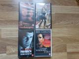 Lot filme Mel Gibson, casete video VHS - Braveheart, The Patriot, Payback
