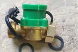Fluxostat pentru pompa majorare presiune