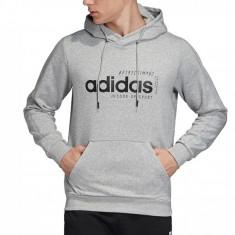 Hanorac sport adidas Brilliant Basics M Hoodie EI4621 pentru Barbati