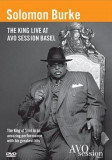 SOLOMON BURKE The King Live at AVO Session (dvd)